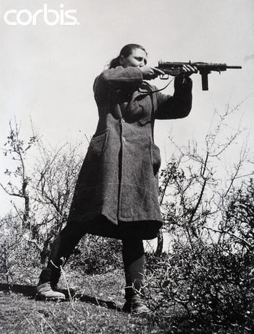 Partisan Guerilla Target Shooting