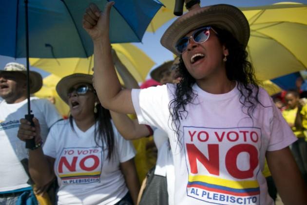 Κολομβία συνθήκη ειρήνης