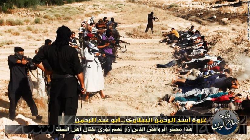 Βόμβες σε ψυγεία, ανθρώπινες ασπίδες, drones: Πώς ο ISIS πασχίζει να κρατήσει τη Μοσούλη