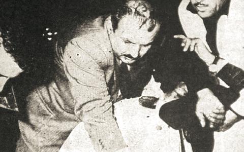 Mε «Xάιλ Xίτλερ» προαναγγέλθηκε η δολοφονία του Γρ. Λαμπράκη
