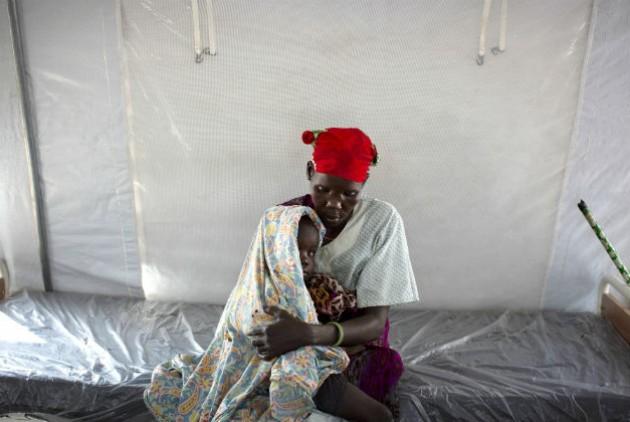 Λιμός στο Νότιο Σουδάν