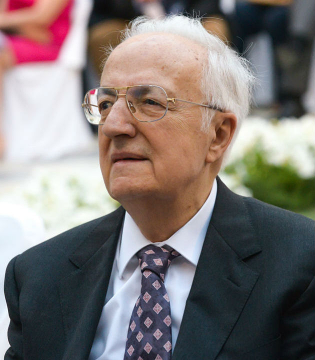 Ο πρώην Πρόεδρος της Δημοκρατίας Χρήστος Σαρτζετάκης