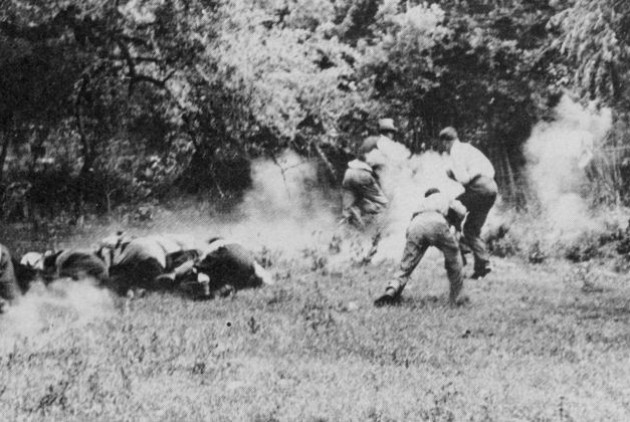 Εκτελέσεις από τους Γερμανούς