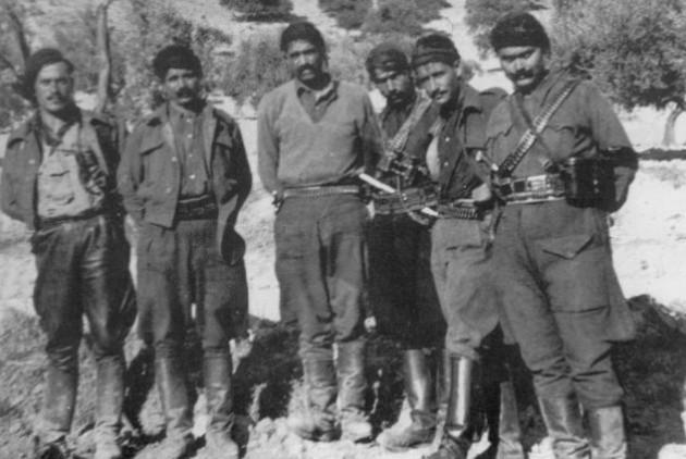 Κρήτη: η ανταρτοομάδα του οπλαρχηγού Γρηγοράκη ή Σατανά