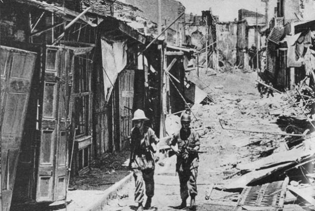 Πολεμικές καταστροφές (Χανιά 1941)