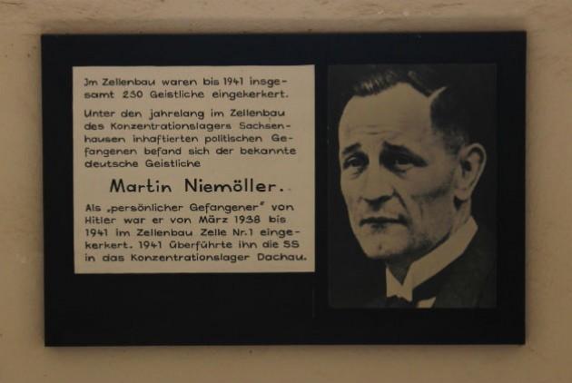 Ο ευαγγελικός πάστορας Μάρτιν Νιμέλερ