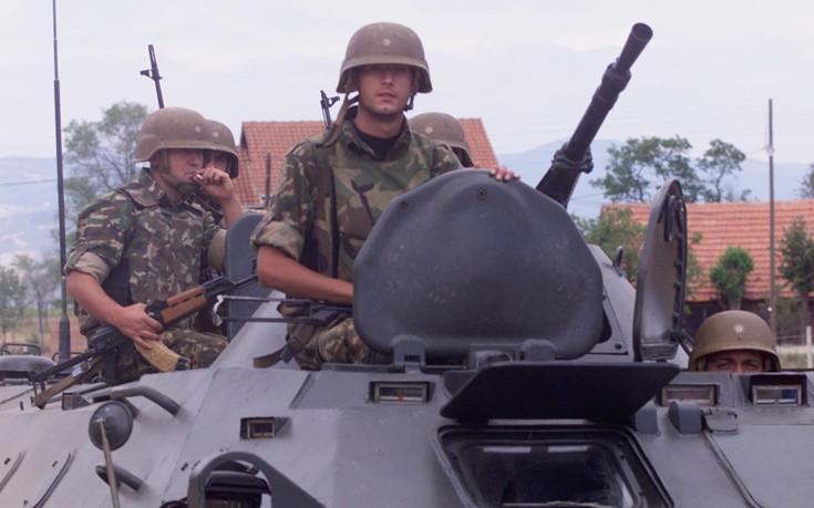Το χρονικό της ένοπλης εξέγερσης των Αλβανών στην πΓΔΜ το 2001