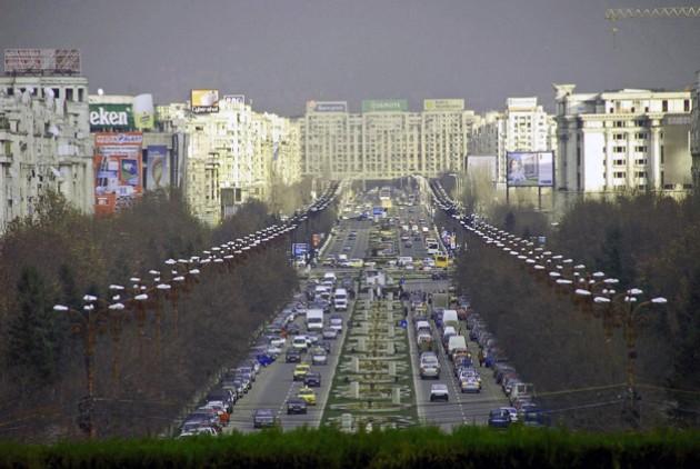 Ρουμανία, Βουκουρέστι