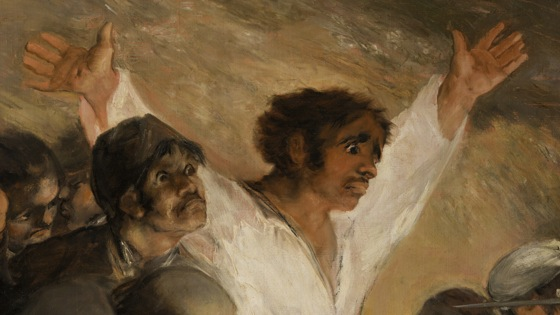 Η 3η Μάη του 1808 – Όταν η Τέχνη κάνει Επανάσταση! – Σημειώσεις για τον  Εμφύλιο
