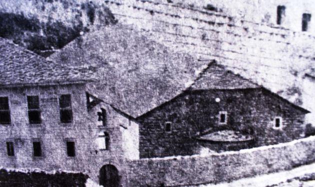 Η εκκλησία πριν από την καταστροφή