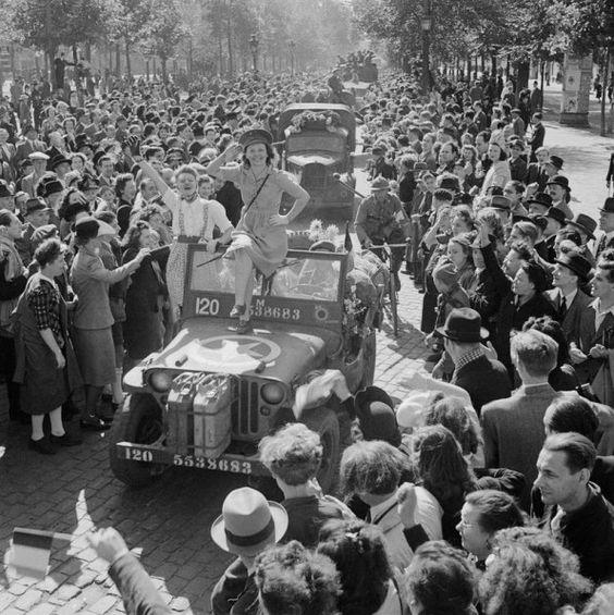 3 Σεπτεμβρίου 1944, Βρυξέλλες