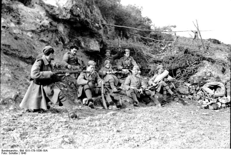 Griechenland, griechische Soldaten
